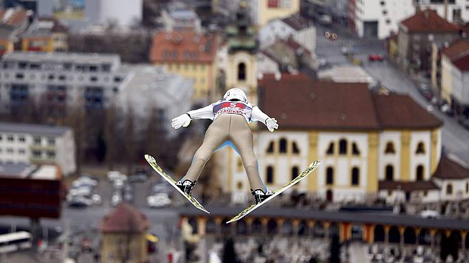 Ski Jumping: Tande scores double whammy in Innsbruck
