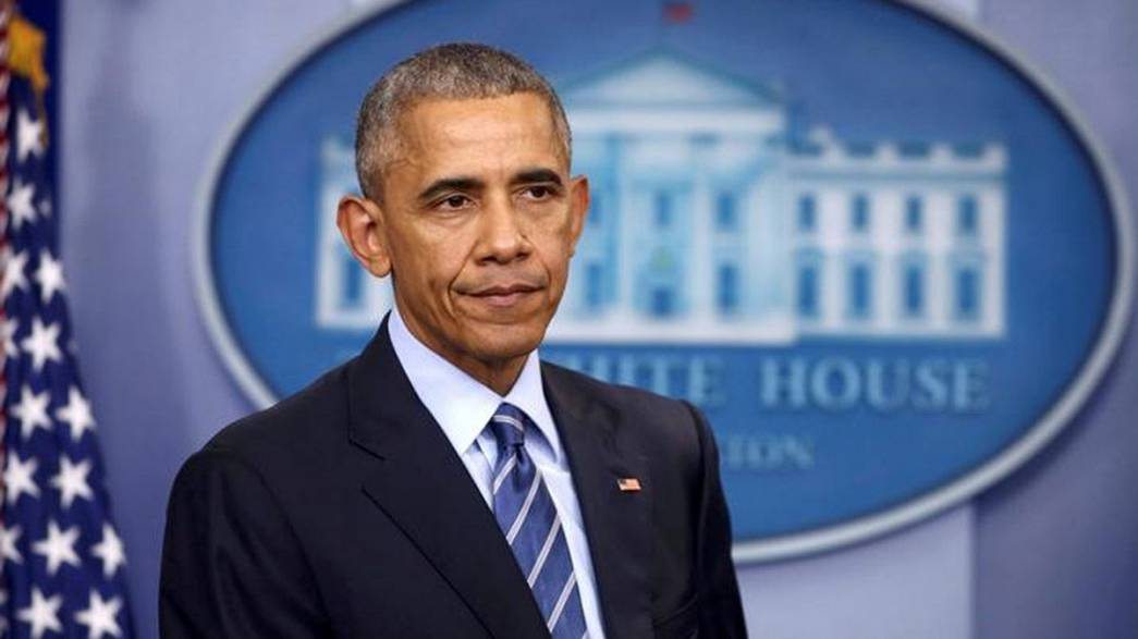 Obama aux côtés des élus démocrates pour défendre l'Obamacare