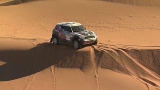 Васильев и Каргинов продолжают доминировать на Africa Eco Race
