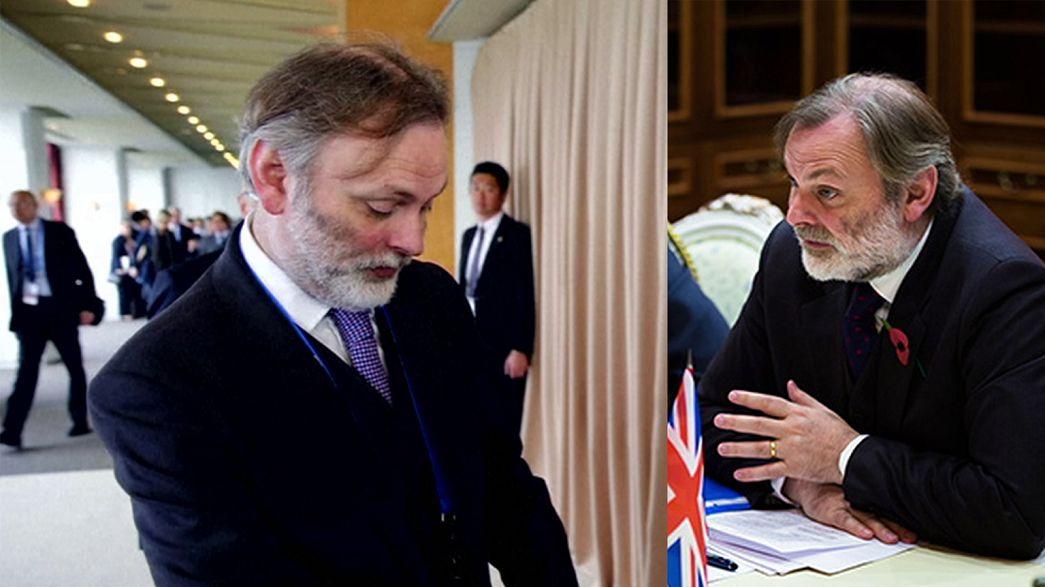 Tim Barrow será el nuevo embajador del Reino Unido en la UE
