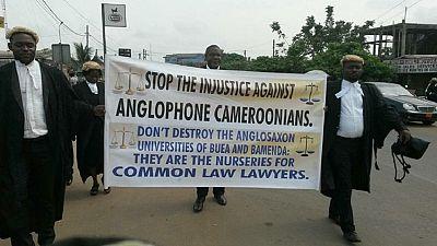 Cameroun : la société civile incite les régions anglophones à poursuivre leurs manifestations