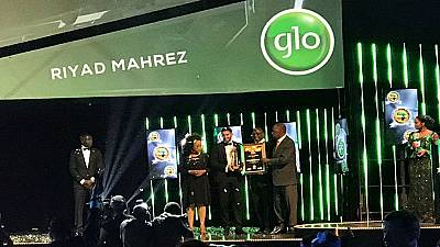 [LIVE] Algerian Riyad Mahrez is 2016 African Player of the Year