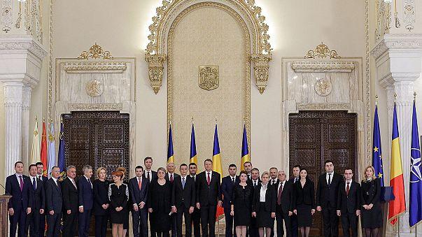 En Roumanie, le nouveau gouvernement social-démocrate obtient la confiance du Parlement