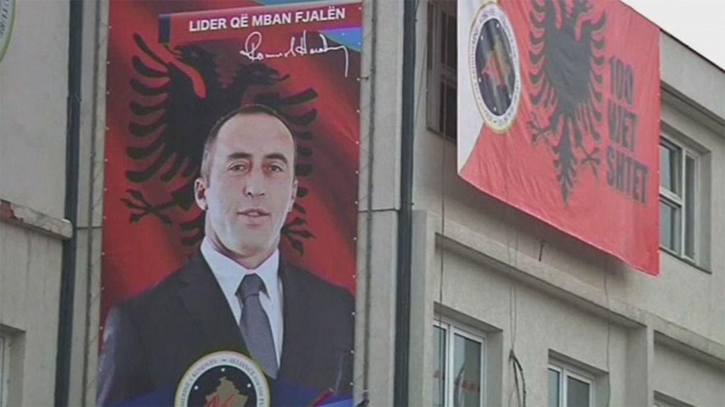 L'ancien chef du gouvernement kosovar arrêté en France