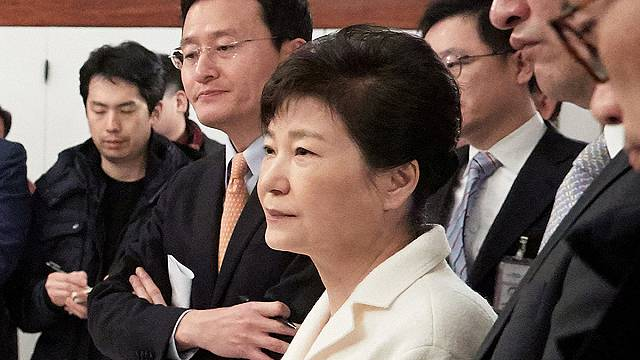 Bíróság előtt a korrupciós ügybe keveredett dél-koreai államfő bizalmasa