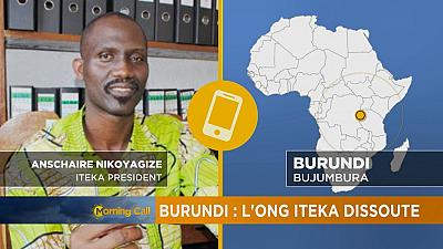 UN urges Burundi to reinstate human rights group [The Morning Call]