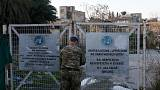 Nicosia: The buffer zone in pictures
