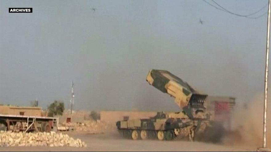 بغداد وحلفاؤها يباشرون عملية عسكرية جديدة في غرب العراق...المعارك تحتدم في الموصل