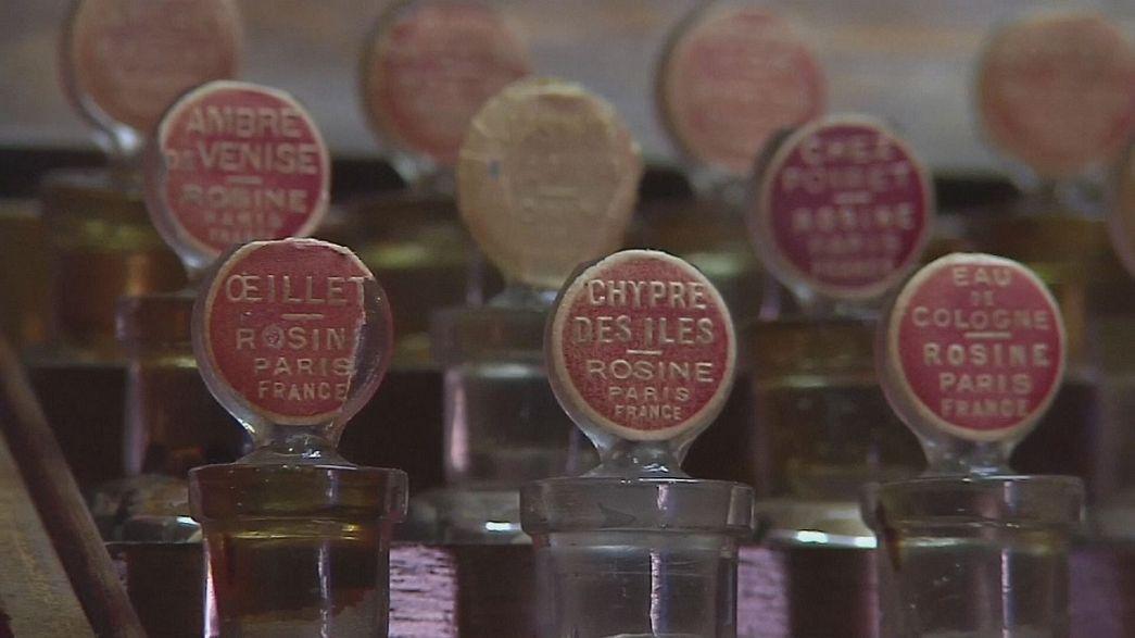 Dünyanın parfüm bankası: L'Osmotheque