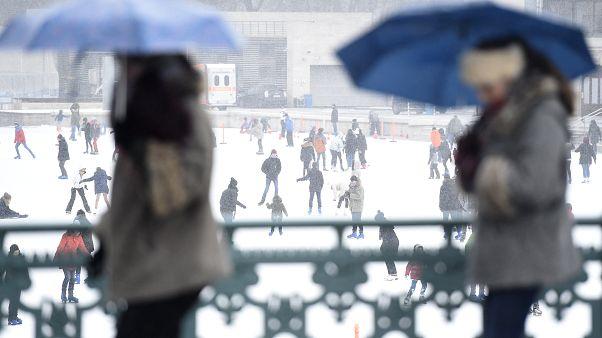 Fogcsikorgató hideg jön hétvégén Magyarországra