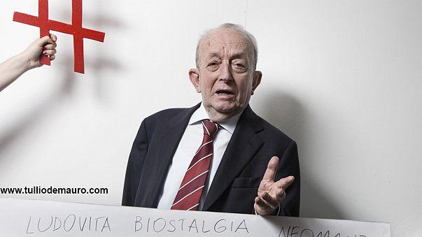Cultura: si è spento a 84 anni il linguista Tullio De Mauro