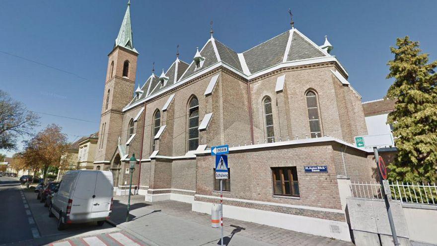 Image: The Katholische Kirche Maria Immaculata in Vienna, Austria.