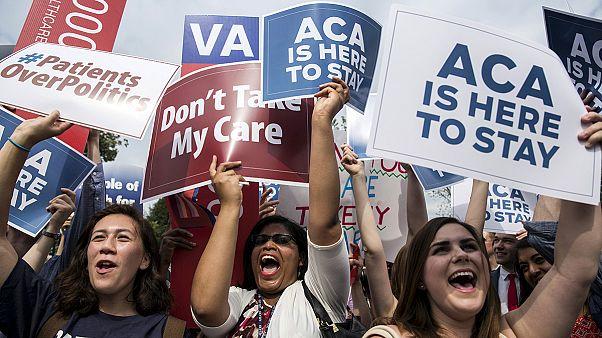 """Trump """"Obamacare"""" sağlık reformunu iptal edecek mi?"""