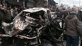 Car bomb wreaks havoc in Syrian president's stronghold