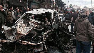 Syrie : au moins dix morts après un attentat à Jablé
