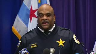Four held over Chicago assault video
