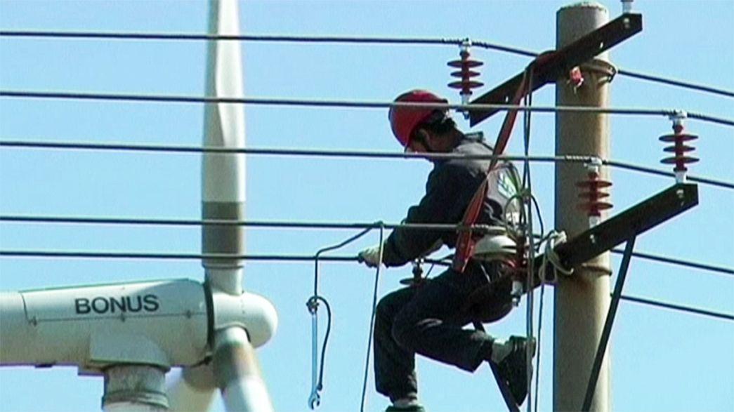 Китай вкладывает в альтернативную энергетику