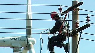 Çin'de temiz enerji için dev yatırım