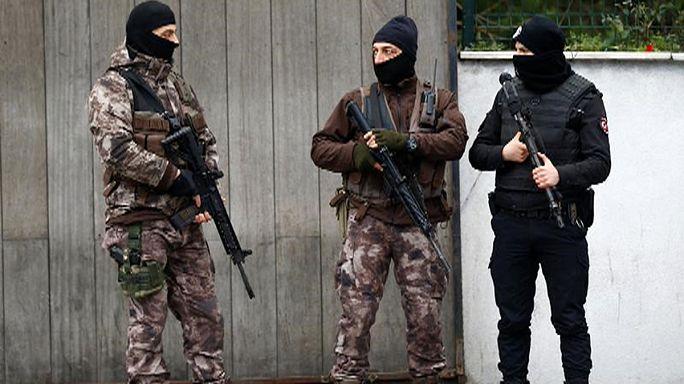 Turchia: si stringe il cerchio attorno all'assassino di capodanno a Istanbul