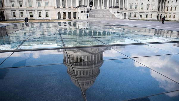 Image: Capitol reflection