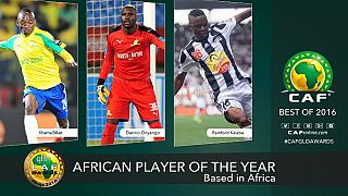 Spotlight on nominees for various categories of the 2016 CAF Awards
