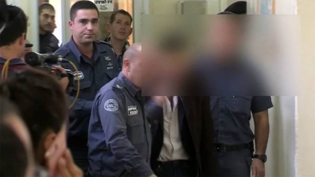 Two arrested for making threats against Israeli judges in manslaughter trial
