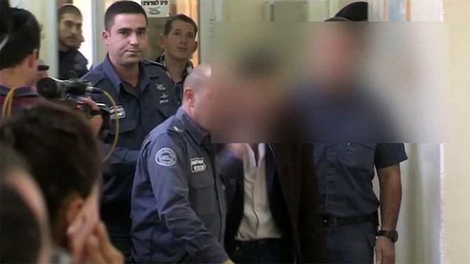 Dos detenidos por incitar contra los jueces del soldado Azaria