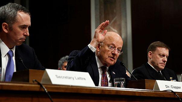 Eleições nos EUA: diretor dos serviços secretos reitera acusações de ingerência russa
