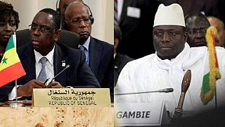 Jammeh sacks Gambia's ambassador to Senegal