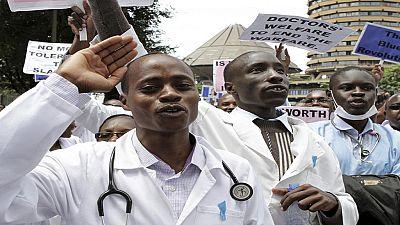 Kenya : les médecins grévistes rejettent une offre d'augmentation salariale du gouvernement