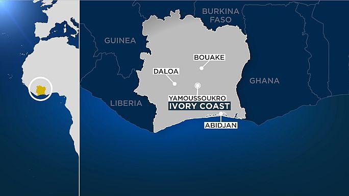 Fegyverropogás volt Elefántcsontparton