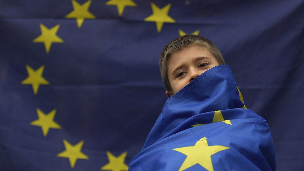 2017, une nouvelle année périlleuse pour l'UE