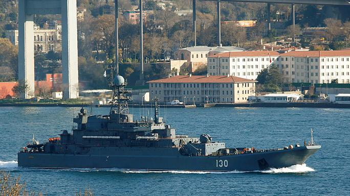 Rusia empieza a replegar sus fuerzas en Siria con la retirada del único portaaviones