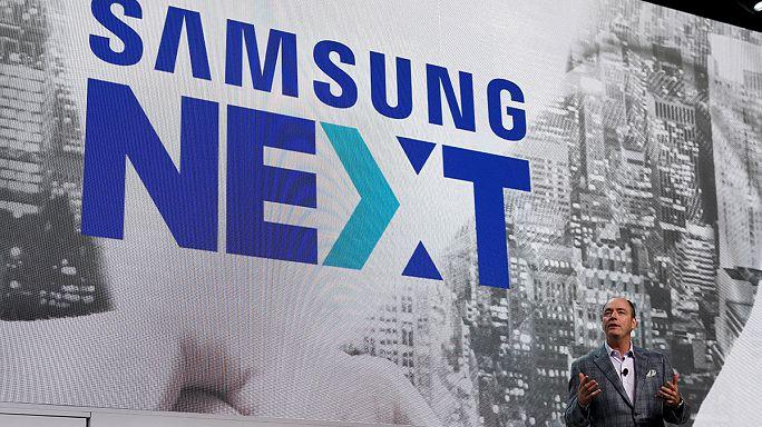 Samsung sobe receitas apesar do Galaxy Note 7