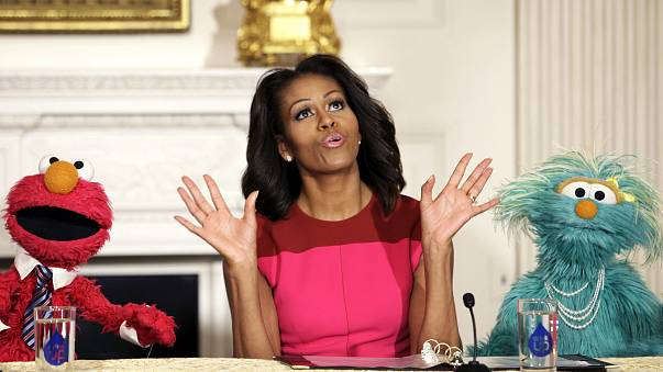 Michelle Obama, goodbye!