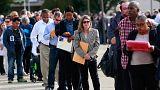 ارتفاع طفيف في معدل البطالة في الولايات المتحدة الأمريكية