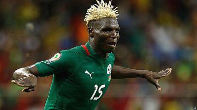 Burkina Faso names AFCON 2017 team