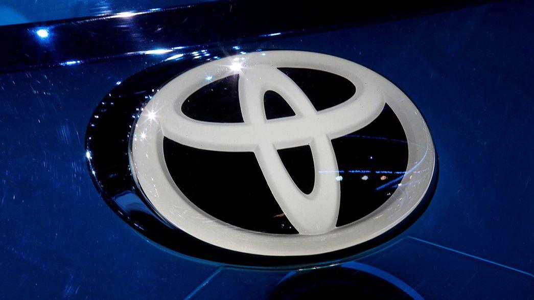 Japan backs Toyota over Trump Mexico tax threat