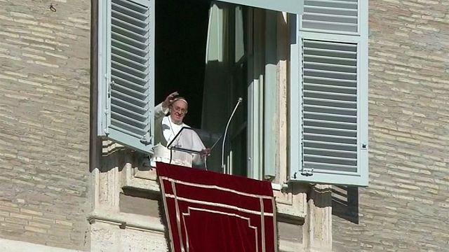 Papa Francisco celebra Dia de Reis