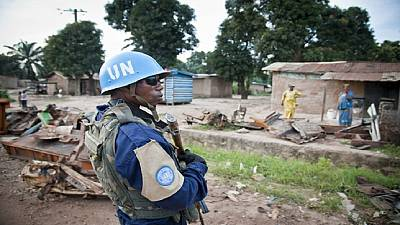 Third peacekeeper killed in CAR in turbulent week for the blue helmets