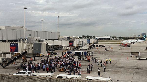 Fünf Menschen auf Flughafen von Fort Lauderdale erschossen