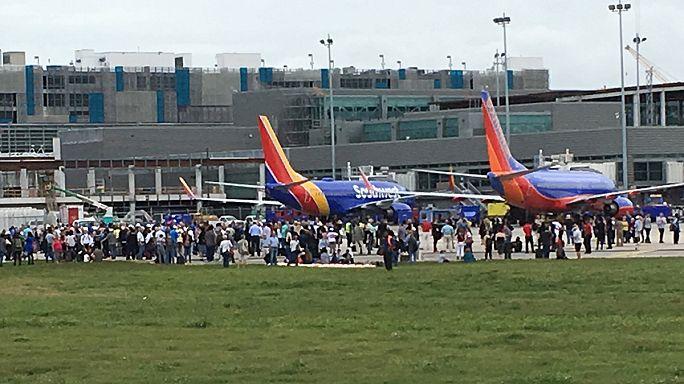 Florida'da havalimanında silahlı saldırı
