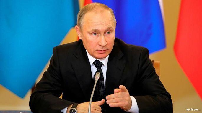 Vladimir Poutine mis en cause par les services de renseignement américains