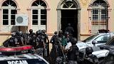 At least 31 killed in Brazilian prison 'drug gang revenge attack'
