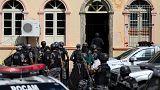 Brezilya'da hapishanede isyan: En az 31 ölü
