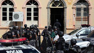 مقتل نحو تسعين سجينا برازيليا في اقتتال داخلي وعمليات انتقام