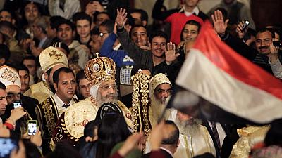 Merry Coptic Christmas: Egypt's Coptic Cathedral mourns bombing ...