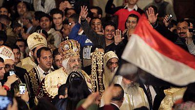 Les coptes d'Egypte célèbrent Noël dans la peur