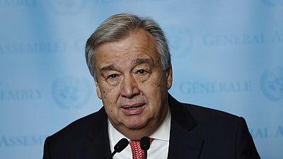 ONU : Guterres veut une réponse radicale aux abus sexuels de Casques bleus