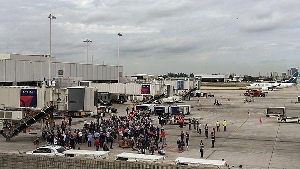 Irak-Veteran erschießt fünf Menschen im Flughafen von Fort Lauderdale